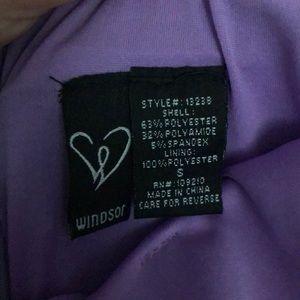 Windsor Dresses - Purple Party Dress